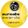 aurealis award button