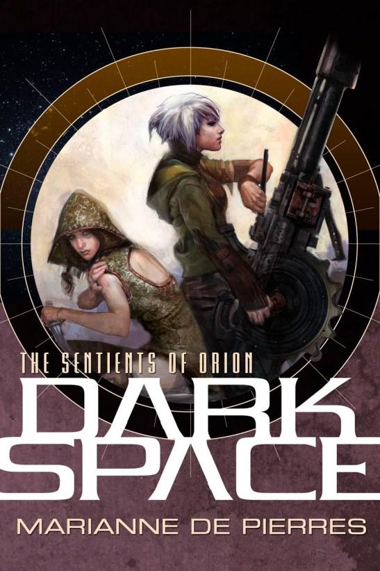 Dark Space - Marianne de Pierres